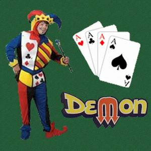 play Canfield (Demon) Solitaire