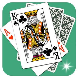 play Canfield Solitaire - Classic Card Poker Casino