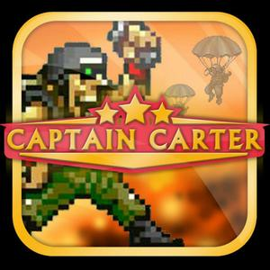play Captain Carter - Retro Platform Shooter Game Free