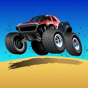 play Dakar Offroad Rally Legend - Speedy Vehicle Desert Race