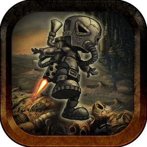 play Dark World Revolution Run: Steam Punk Escape