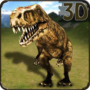 play Deadly Dinosaur Jurassic T-Rex : Crazy Dino Animal Hunting In Ultimate Jungle Environment