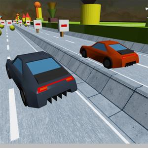 play Death Racing : Crash Pixel