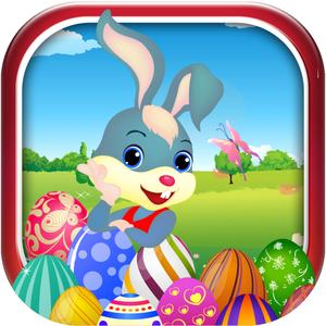 play Easter Egg Bounce Free - A Cool Bunny Holiday Rescue Dash