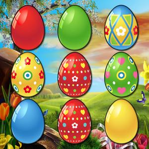 play Easter Egg Match Free - Best Slider Puzzle Game