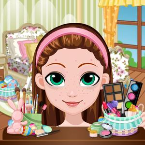 play Easter Spring Make Up Look