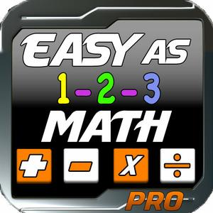play Easy As 1-2-3 Math Pro