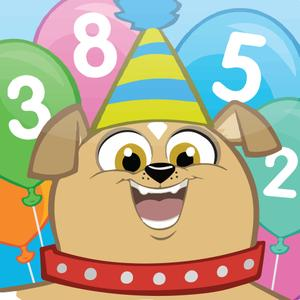 play Eddy'S Number Party! Hd