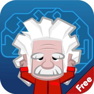 play Einstein™ Brain Trainer Free: 30 Exercises To Practice Your Logic, Memory, Calculation, And Vision Skills - More Effecti