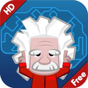 play Einstein™ Brain Trainer Hd Free: 30 Exercises To Practice Your Logic, Memory, Calculation, And Vision Skills - More Effe