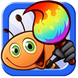 play Ellie'S Wings - Best Animal Coloring Fun Game For Children