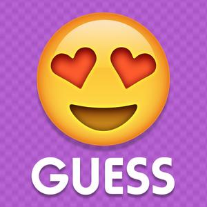 play Emoji Guess ~ The Best Free Emojis Guessing App Where You Use The Keyboard To Solve Fun Emoticon Puzzles