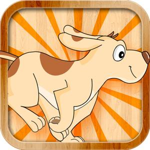 play Farm Animal Runners - Lost In The Wilderness Adventure