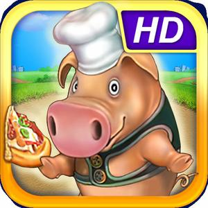 play Farm Frenzy 2: Pizza Party Hd