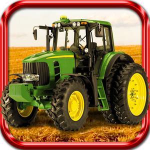 play Farm Tractor Parking Simulator 3D-Pro