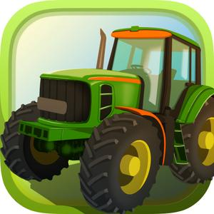 play Farming With Rodeo Cowboy - Pull Tractors, Herd Cattle But Avoid Stampede!
