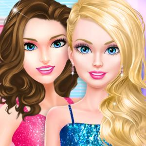 play Fashion Doll Bff Shopping Date: Spa & Dress Up Game