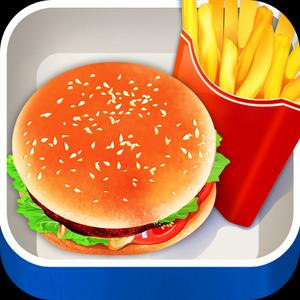 play Fast Food Shop