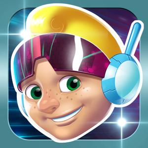 play Galactic Skater For Iphone