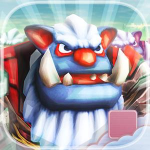 play Galactic Yeti Snowman Escape - Pro - Sci Fi Frosty Planet Endless Runner Game