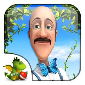 play Gardenscapes Hd (Premium)