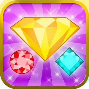 play Gem Match Mania - Blast A Jewel Puzzle Game Of Diamonds