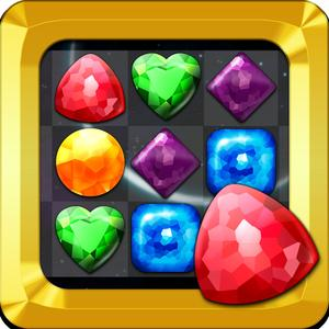 play Gem Smash Mania Hd