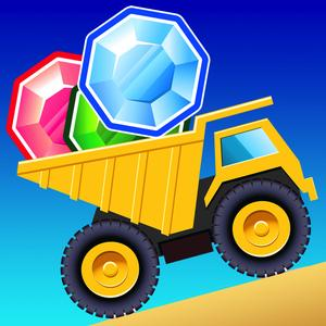 play Gem Transport Mania - City Jewelry Shop Delivery