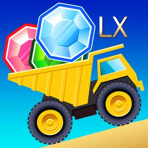 play Gem Transport Mania Lx - City Jewelry Shop Delivery