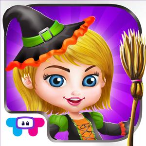 play Halloween Costume Party - Spooky Salon, Spa Makeover & Dress Up