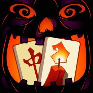 play Halloween Night Mahjong
