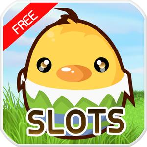 play Happy Bunny With Cute Easter Eggs Slots Free