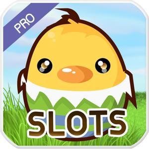 play Happy Bunny With Cute Easter Eggs Slots Pro