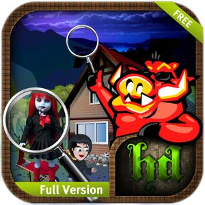 play Haunted House 2 - Free Hidden Object