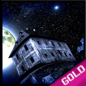 play Haunted House Ghost Puzzle : The Lonely Girls Mansion Strategy Adventure - Gold Edition