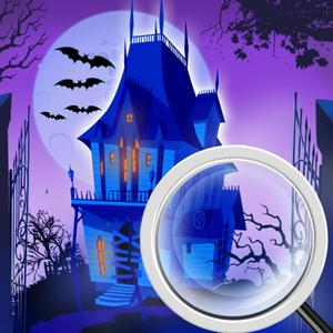 play Haunted House Hidden Objects - Horror Fun