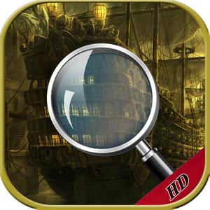 play Haunted Ship Hidden Object Game