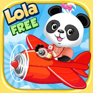 I Spy With Lola Free: A Fun Word Game For Kids!