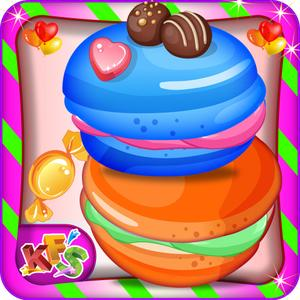 play Ice Cream Cookie Maker – Bake Carnival Food In This Bakery Cooking Game For Kids