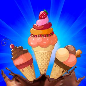 play Ice Cream Maker Cooking Game For Kids