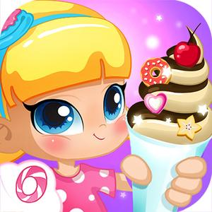 play Ice Cream Maker-Yoyo Cooking Game&Girl Maker