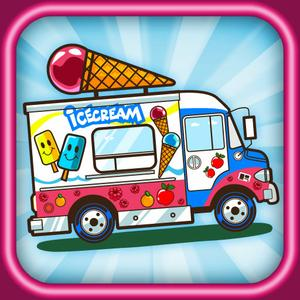 play Ice Cream Truck Driver