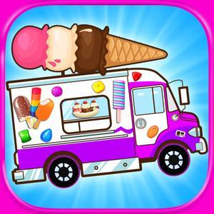play Ice Cream Truck - Kids Free