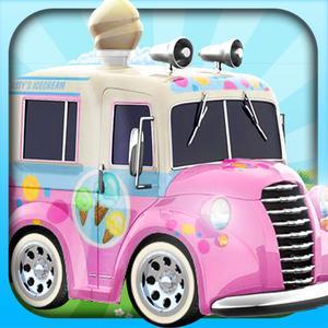 play Ice Cream Truck Race Pro