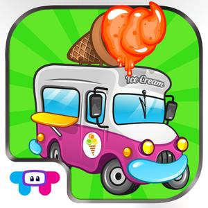 play Ice Cream Truck: A Crazy Chef Adventure