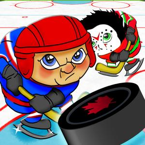 play Ice Hockey Rage - Classic Winter Championship Game