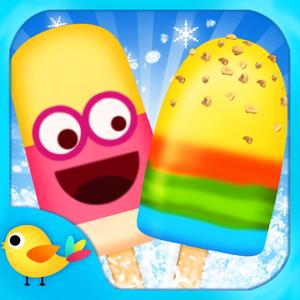 play Ice Pops Maker Salon