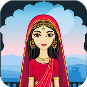 play Indian Bride Dress Up Makeover