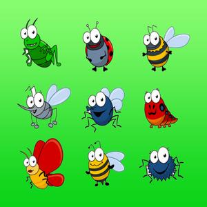 play Insect Coloring Book - Kids Game Free