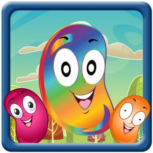 play Jelly Bean Jam - Ultra Difficult Match Three Gummy Symbols Infinity Fever Puzzle